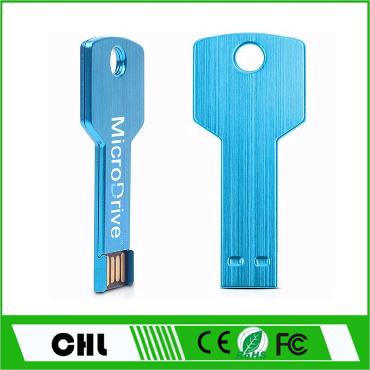 2017 Business Promotion Gift Metal Usb Flash Drive Key , Pen Drive 2Gb 4Gb 8Gb 16Gb 32Gb 64Gb