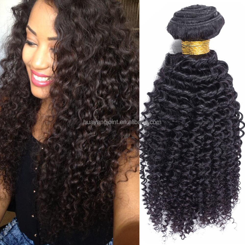 Alibaba Express Top Quality Double Sealer No Shedding No Tangle Afro Kinky Curly Hair Weft Bundles Mongolian Kinky Curly Hair