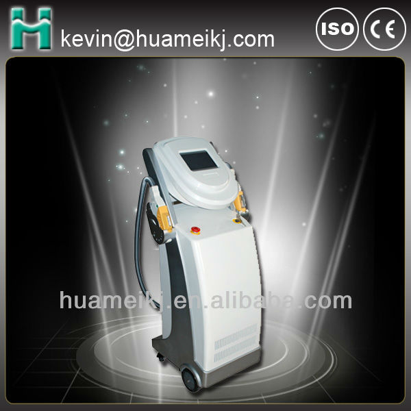 E-light/IPL SHR hair removal