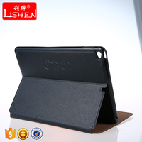 Factory direct selling PU leather phone smart cover for ipad air 2 , smart cover case for ipad air2