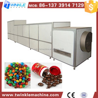 2014 High Quality New Design Commercial Chocolate Candy Coating Machine