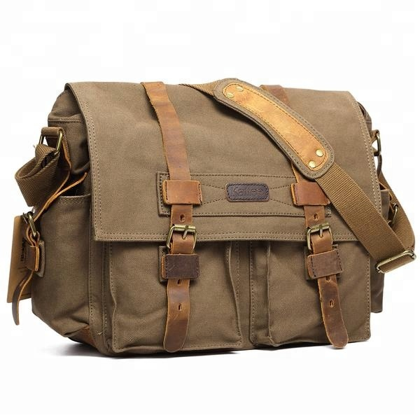 Custom Style Messenger Bag Men Duffel Business Bag