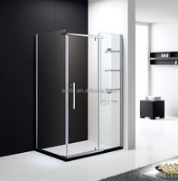 shower glass with EN12150-1