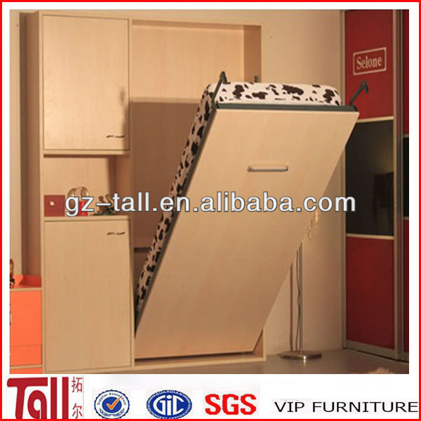 2013 modern murphy bed furniture popular for european style