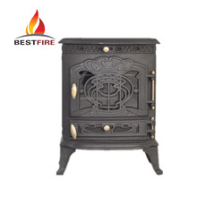 Energy Saving wholesale cast iron fireplace price china mini heating stove (BR-A5)