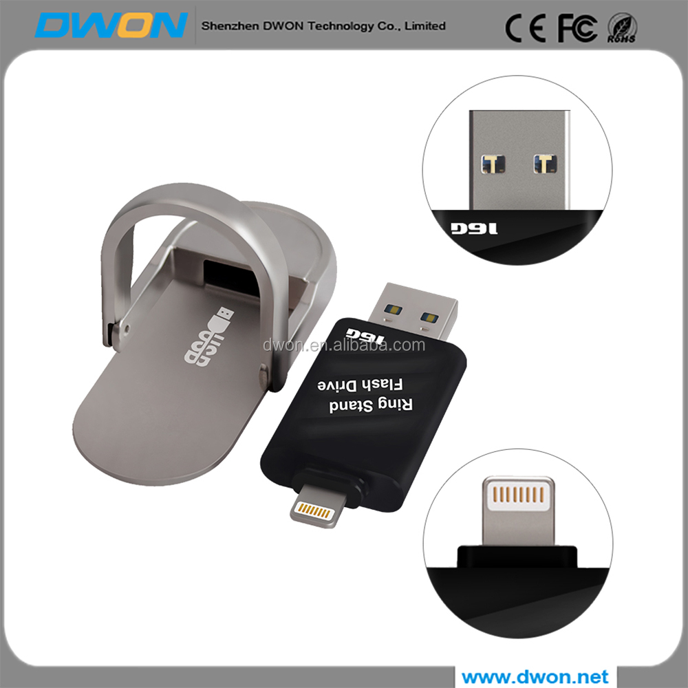 For apple MFi certified cheap usb flash drives wholesale flashdisk 16gb usb memory stick for ipad
