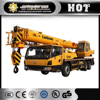 Liugong 20 ton Hydraulic Truck Crane with CE certificate for sale
