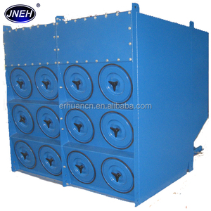 Industrial Dust Extraction System For Sand Blasting