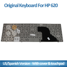 New laptop with detachable keyboard US Spanish black Laptop Keyboard For HP 620 621 Compaq 620 621 625 CQ620 CQ621 CQ625
