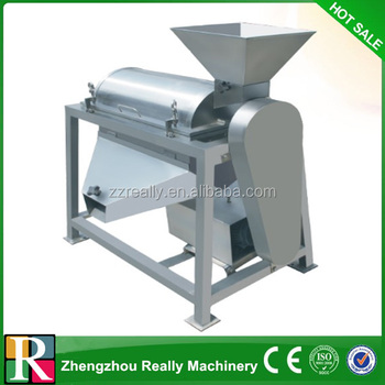 tomato crusher machine