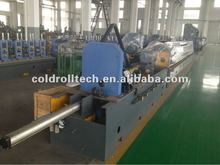 welded steel pipe fabrication production line