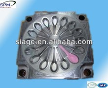 Top quality pp plastic injection mould for spoon