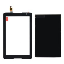 NEW Original 8 Inch LCD DIsplay Panel Touch Screen Digitizer Assembly For Lenovo A5500 A8-50 With Frame Free Shipping