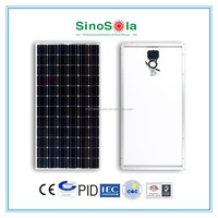 Reliable,16% efficiency,25 years warranty mono-crystalline 180w solar panel from Chinese manufacturer