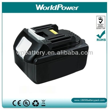 Japan Makita batteries 14.4v 3Ah power tool Lithium ion Battery Packs for Makita cordless drill BL1430 Li ion accu bateria akku
