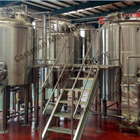 Hot Sale Used Brewing Equipment For