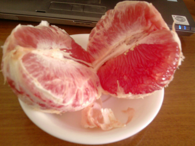 red flesh honey pomelo <strong>fruits</strong>