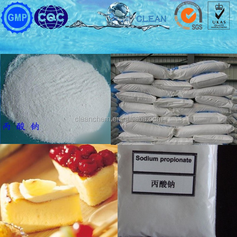 white crystal sodium propionate Accept the third party test