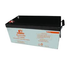 UPS lead carbon battery 24v 12V 250ah deep cycle solar system battery with above 1900 cycles