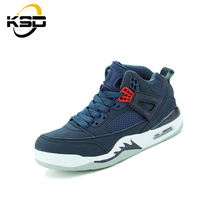 New hot style 3 color high-top china fujian wholesale market of basketball shoes for men