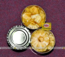 Canned Pineapple in 20 OZ (Slices and Pieces) High quality