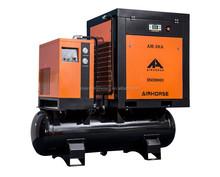 11kw 1.5m3/min Yes Mute Combined Screw Air Compressor for Sale