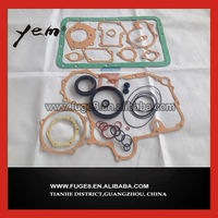 Engine lower gasket kit V3800 1G574-99364 for KUBOTA