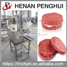 High Efficiency Beef Patties Burger Hamburger Press Forming Processing Production Line