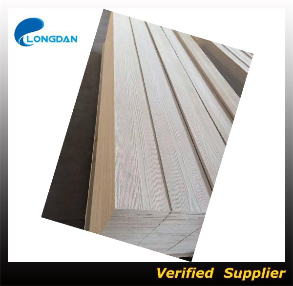 Fiber cement Exterior Siding Wall Panel