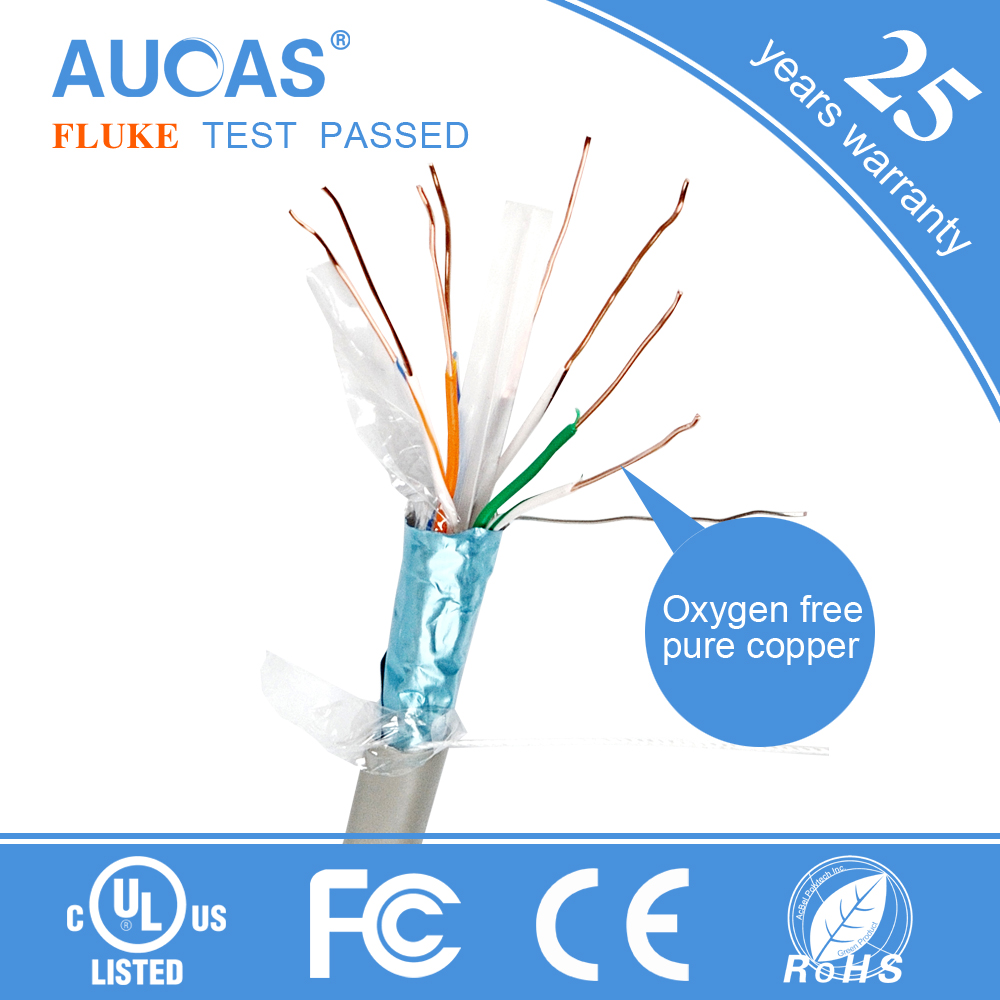 Taiwan Aucas manufacturer cat 6 utp network cable similar to systimax cat6 cable offer price