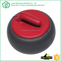 Curling Rock Stress Ball