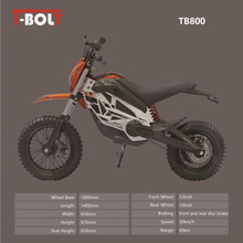 TINBOT New electric motorcycle with extra battery charging 36V 500W electric motorcycle