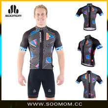 Custom Produced Rock Racing Short Sleeve Cycling Jersey and Shorts