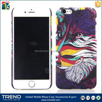 alibaba express 3d sublimation printing plastic hard cover for iphone 6