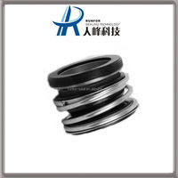 Rubber-Metal Bonded Products and molded rubber component, mechanical seals