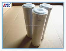coconut shell activated carbon block hollow fiber filter cartridge
