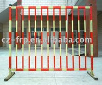 FRP security fence