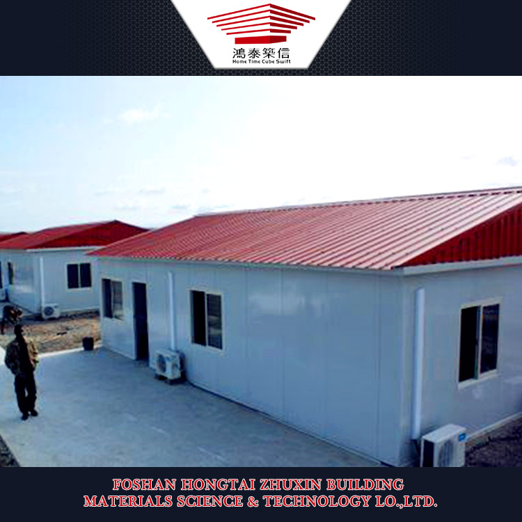 Light Steel Structure EPS Sandwich Panel Prefab House \ Cabin \ Office