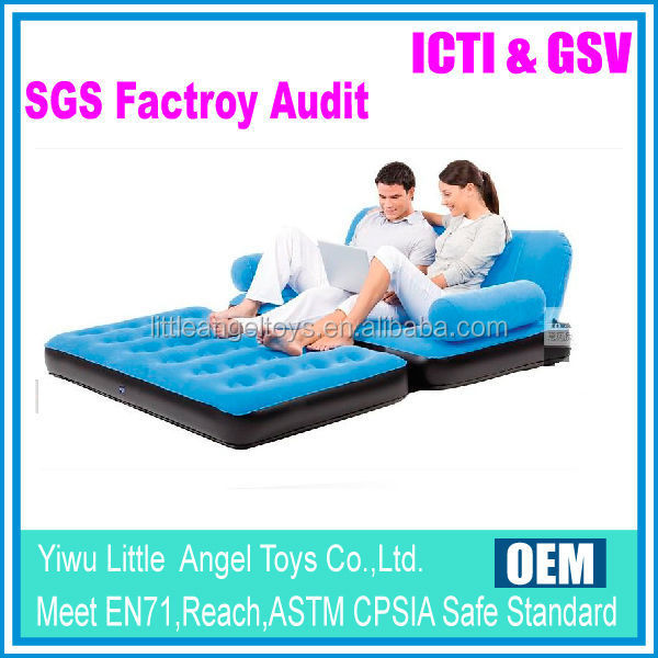inflatable bed sofa