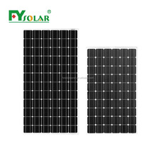 Solar energy application farm forest mono pv solar panel 260w with tuv ce