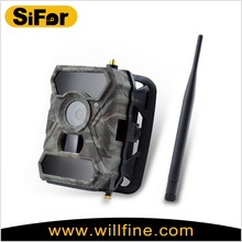 Large detective Areas FHD 12mp digital hunting trail camera with 3g network