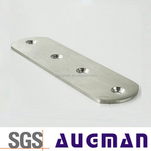 Manufacturer supply decorative connecting bracket metal shelf support stainless steel angle wall l shaped brackets