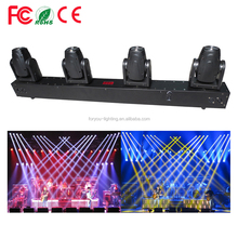 4x10w white leds or 4x12w quad leds top quality new arrival 4pcs 10w rgb 4in1 beam led moving head