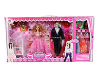2015 new girls popular joints movable fashion barbiee dolls