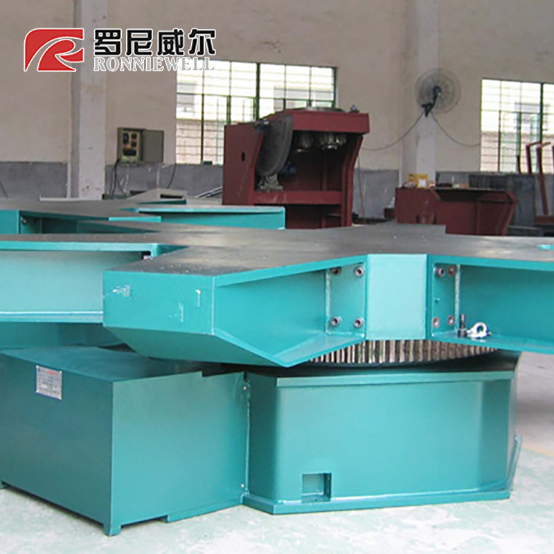 Lowest price welding table remote control turning table