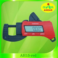 multifunctional plastic digital Thickness Gauges