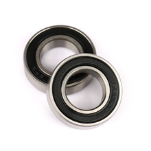 stainless steel ring hybrid/full ceramic ball bearing 6807-2RS 35x47x7 for food waster disposal