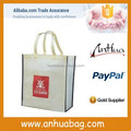 Promotional non woven laminated bag