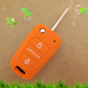 Fashion oem design direct factory aothorized product car key head cover soft pvc key cover