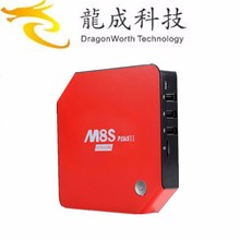 Android tv box M8S Plus II with skype camera Amlogic S912 Octa Core 3gb 16gb kodi 16.1 Android 6.0